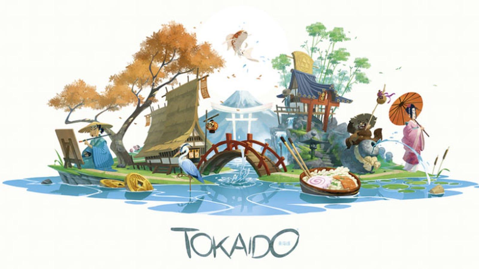 Tokaido Is A Beautiful Board Game image