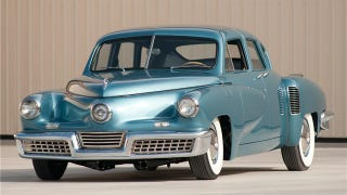 Illustration for article titled 1948 Tucker Torpedo sells for an amazing $2.91 million