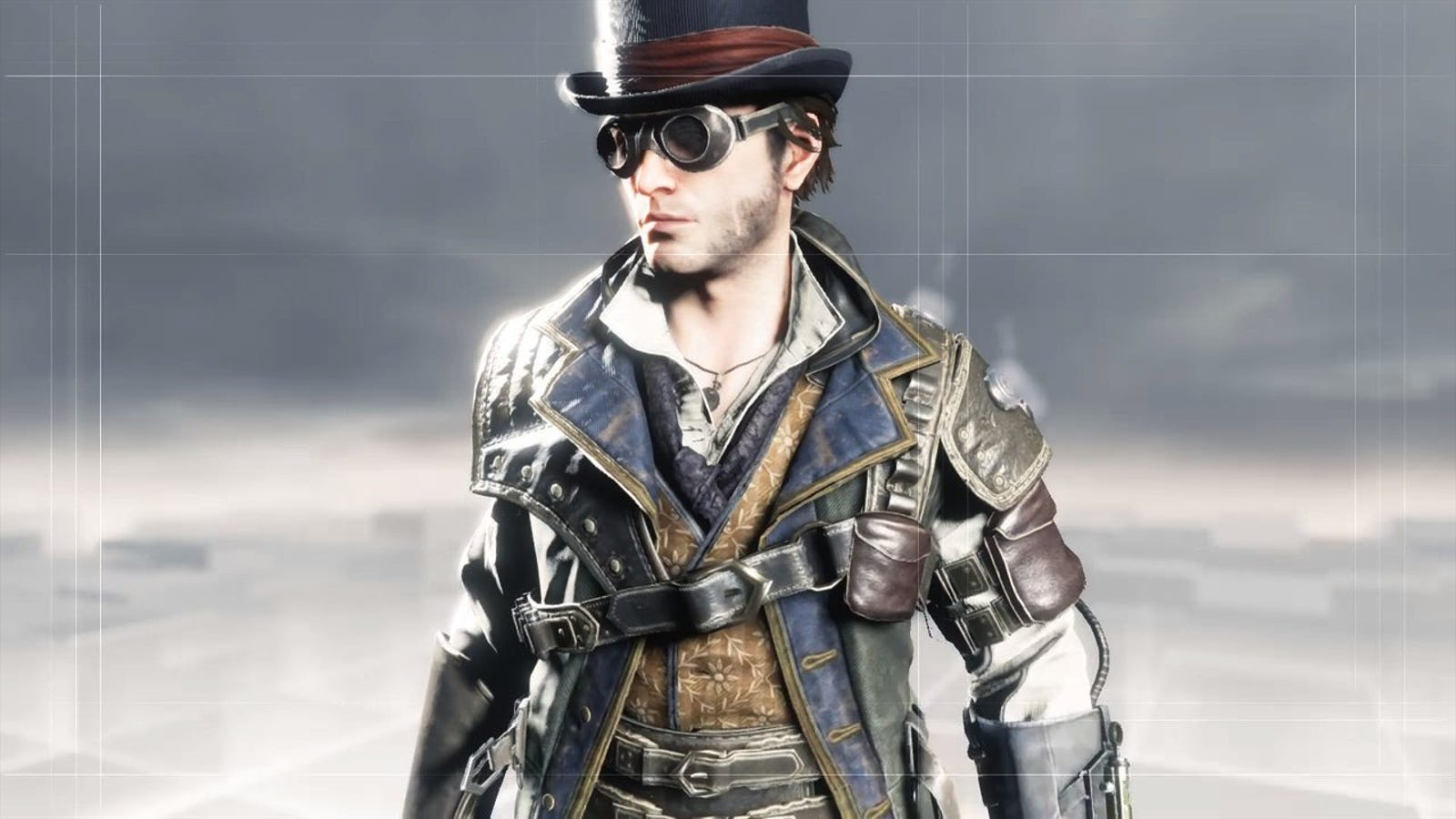 new steampunk outfits for assassin's creed syndicate are