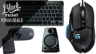 Illustration for article titled Almost 30 of Your Favorite Logitech Peripherals Discounted