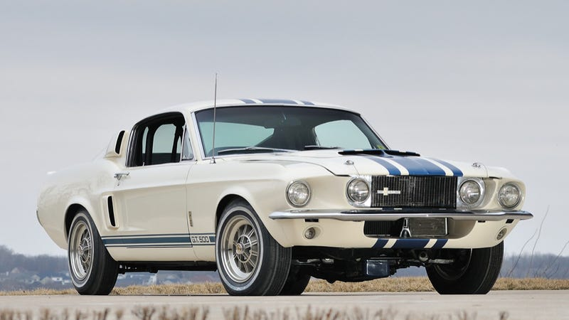 this 13 million 1967 shelby is the most expensive mustang ever sold