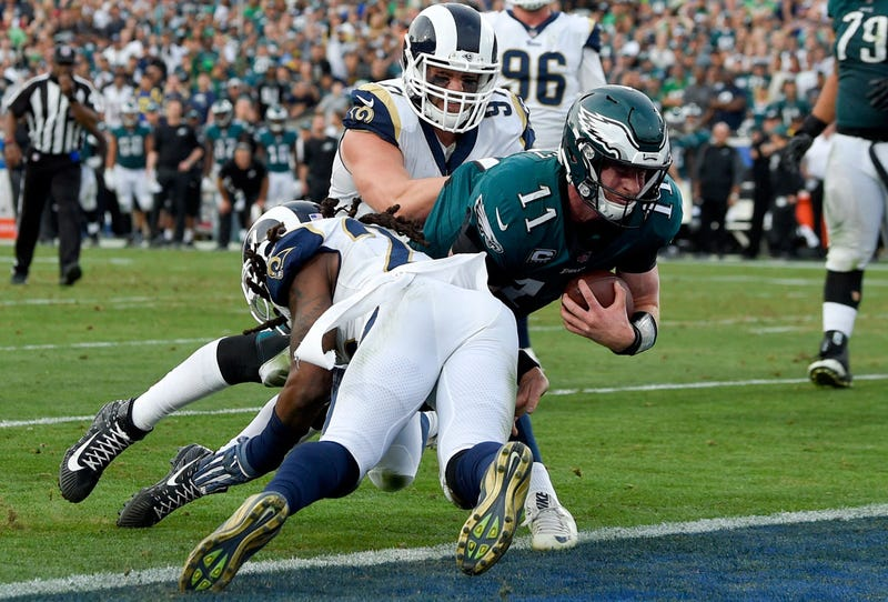 Image result for carson wentz injury