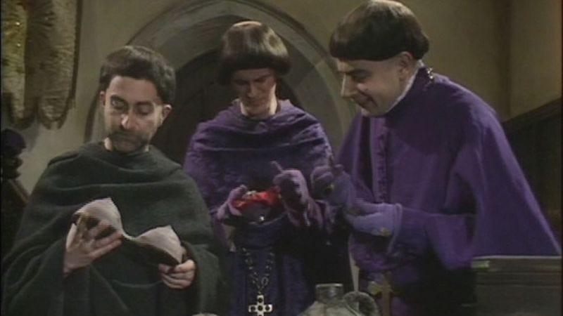 """Blackadder: """"The Archbishop""""/""""The Queen Of Spain's Beard"""""""