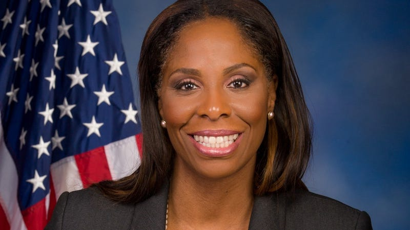 U.S. Virgin Islands Delegate Stacey Plaskett (U.S. House Office of Photography)