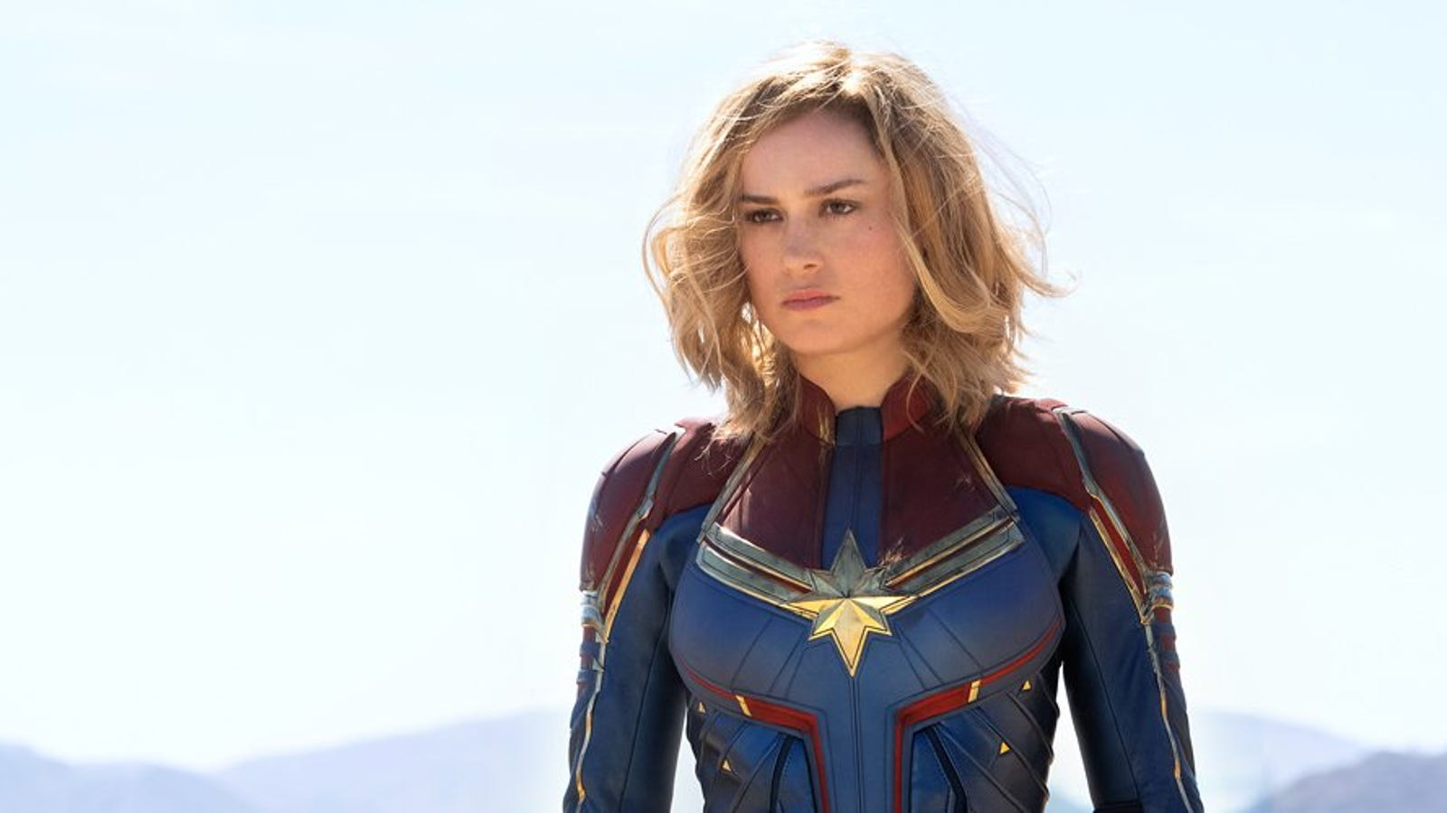 Captain Marvel 1St Look Has Finally Arrived, Meet Carol -1806