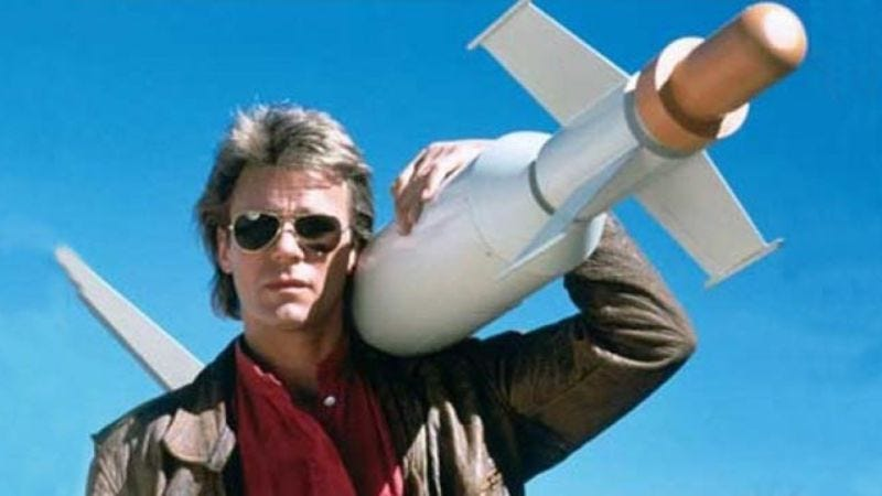 Illustration for article titled There will also be a MacGyver movie