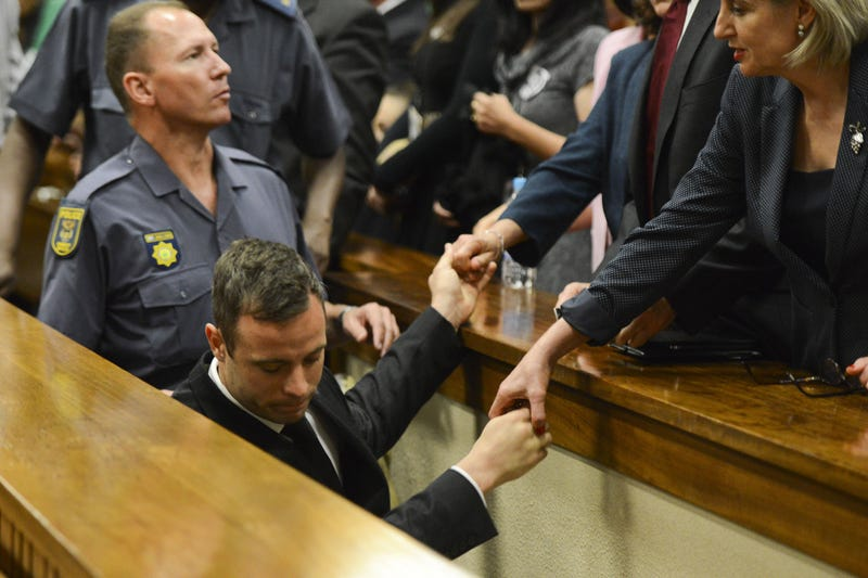 Illustration for article titled Oscar Pistorius Could Be Out Of Prison In 10 Months