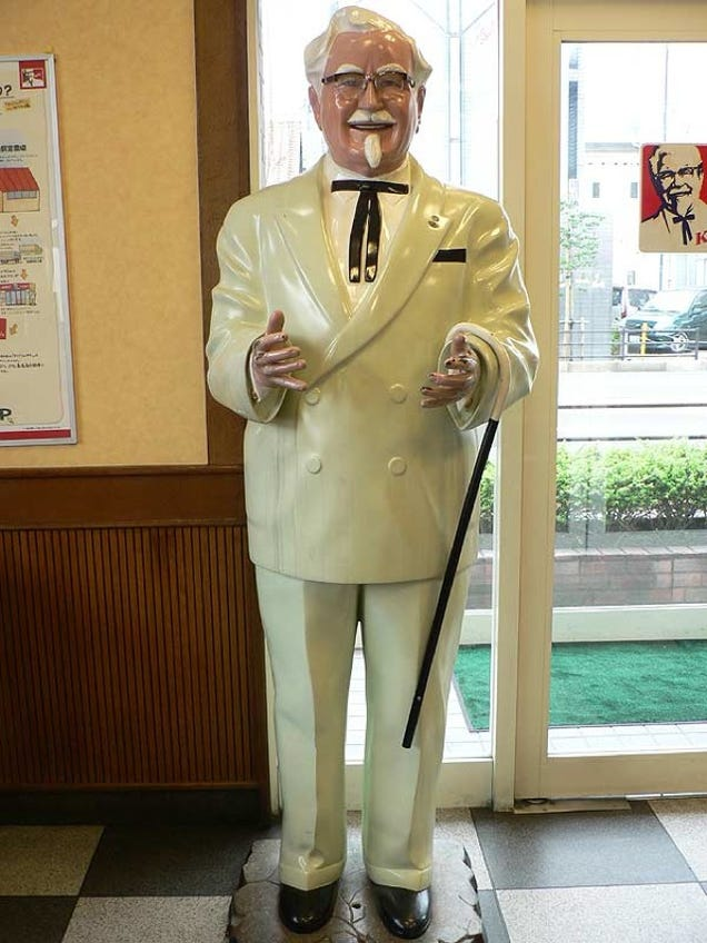 Image result for colonel sanders