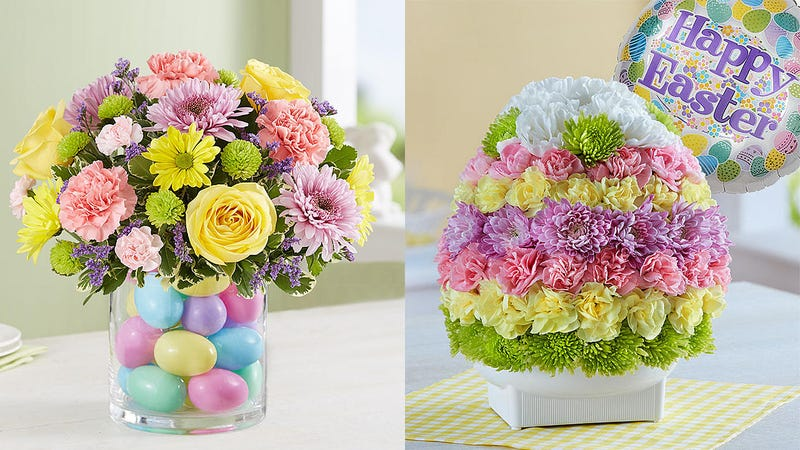 Save 20% on Easter Flowers | 1800Flowers | Promo code ESTRBUNNY