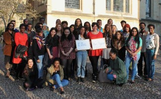 Students at OxfordTumblr