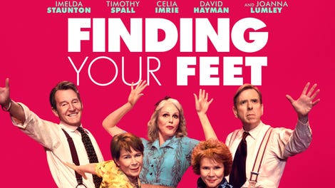 Image result for finding your feet poster