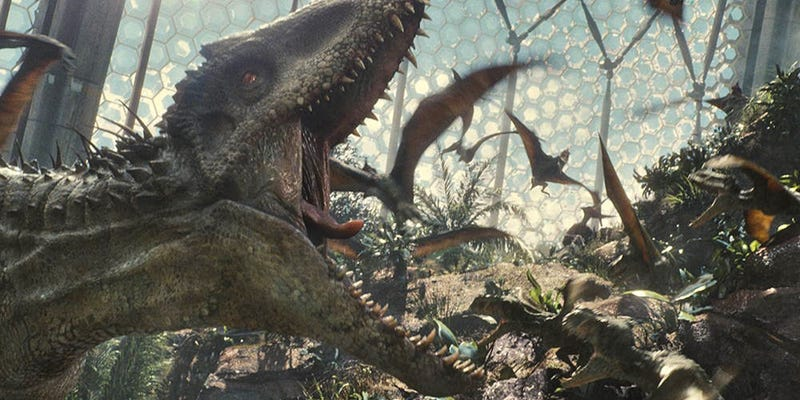 Illustration for article titled Jurassic World Is A Huge Mega-Hit, And That's Terrible News For Movies