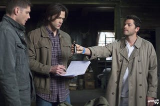 Illustration for article titled New Stills from Supernatural