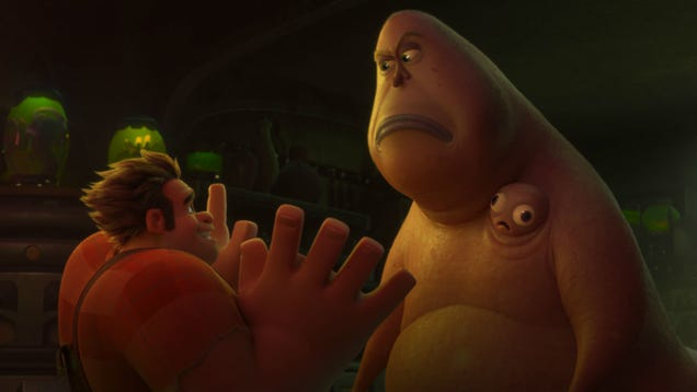 Watch How the Ultimate Virus Evolved While Making Ralph Breaks The Internet