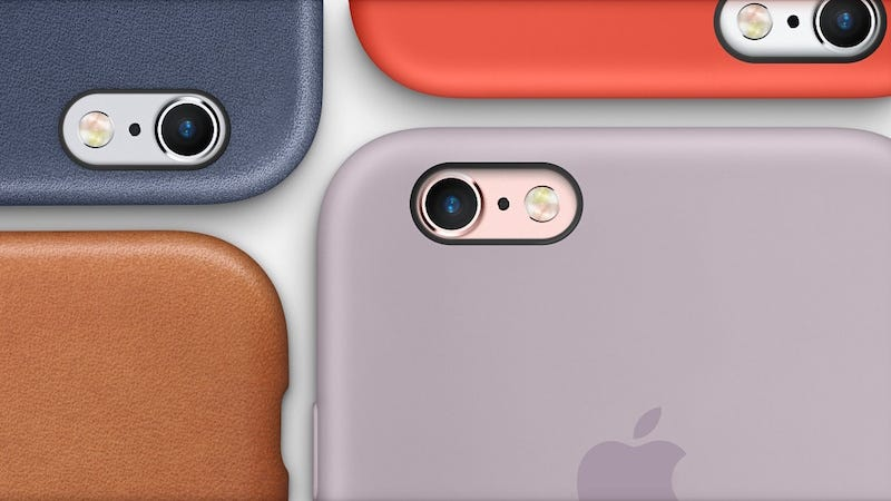 Illustration for article titled Your iPhone 6 and 6 Plus Cases Will Fit the New 6s Models