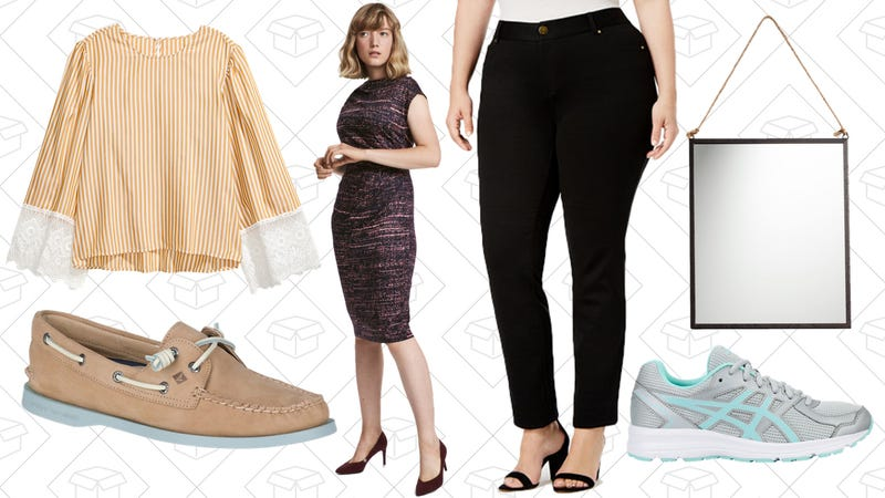 Illustration for article titled Today's Best Lifestyle Deals: H&M, Macy's, ASICS, Sperry, and More