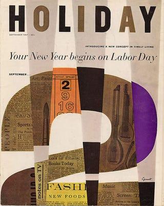 Illustration for article titled Still Diggin': Holiday Magazine