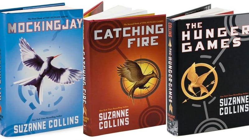 hunger games book report questions