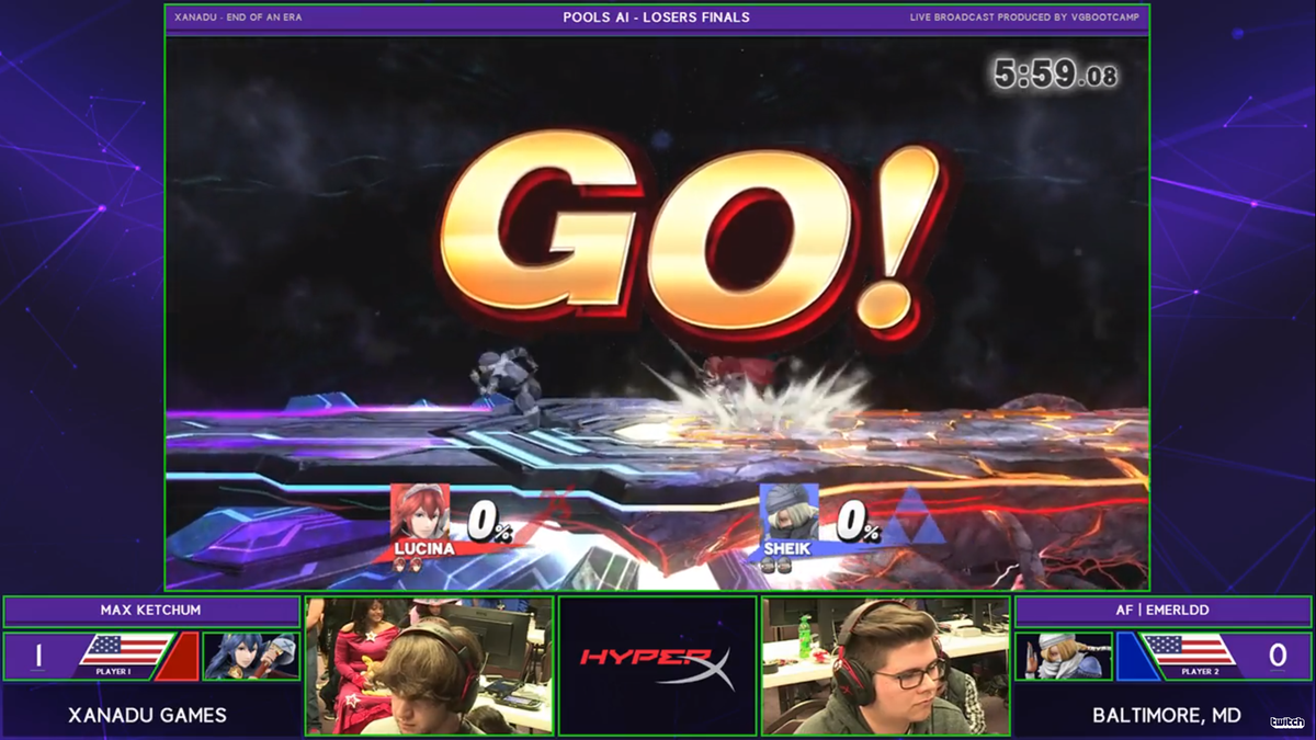 Long-Running Smash Bros  Weekly Hosts One Last Tournament