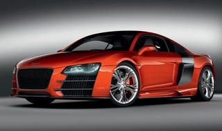 Illustration for article titled Audi R8 V12 TDI Le Mans Revealed For Geneva!