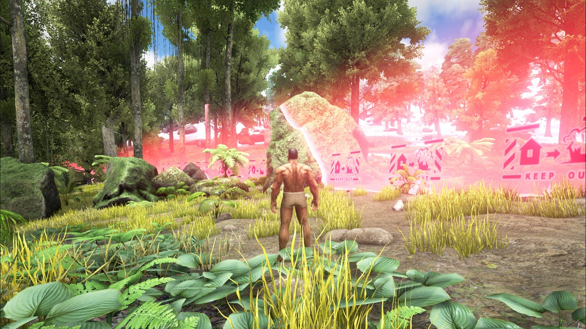 Ark: Survival Evolved's Volcano Is About to Erupt, And