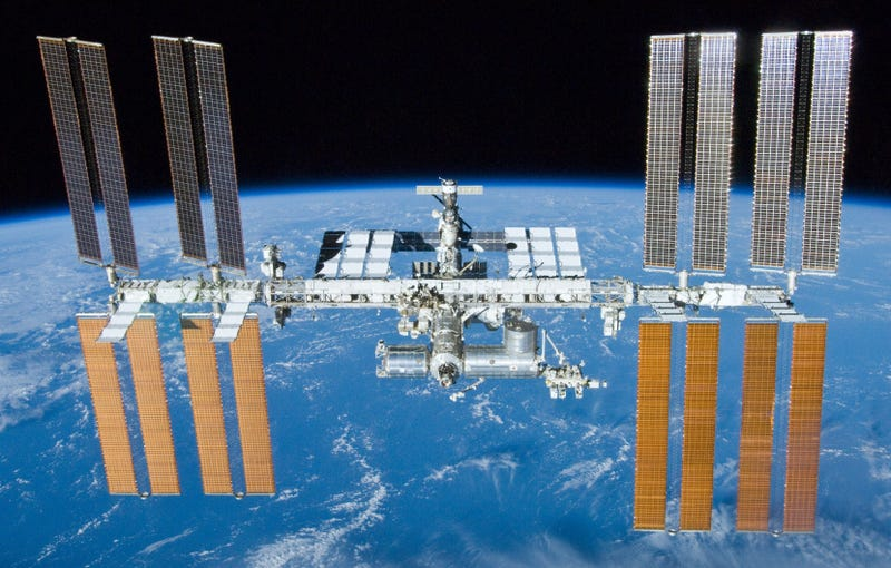 Illustration for article titled Az ISS-en rosszabb a net, mint a betárcsázós korszakban volt