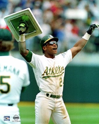 Illustration for article titled Rickey Henderson Ready To Enter The Rickey Henderson Hall Of Fame