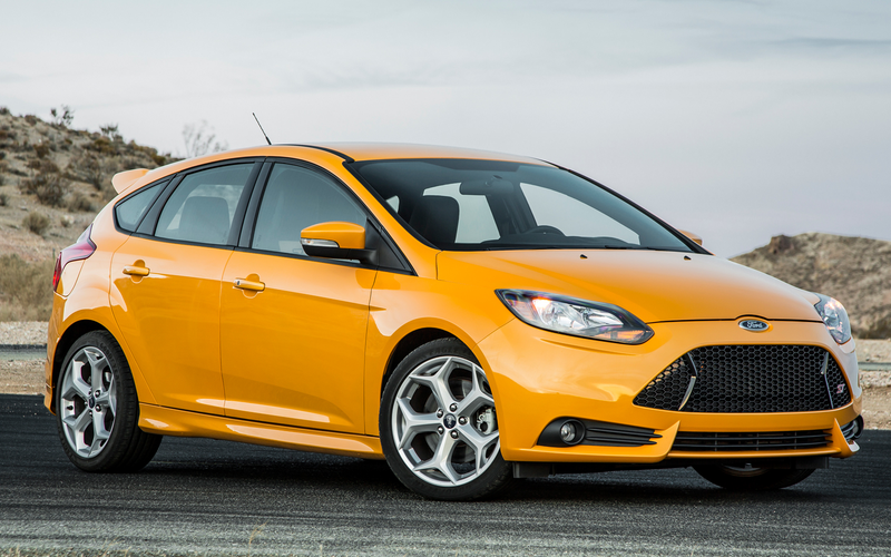 Illustration for article titled Why Does The Ford Focus ST Sedan Not Exist?