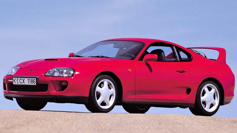 Toyota Will Soon Offer New Parts for the MKIII and MKIV Supra