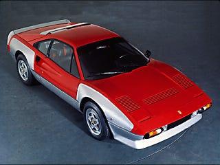 Illustration for article titled Pininfarina Ferrari 308 GTB Millechiodi