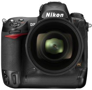 Illustration for article titled Nikon's Flagship D3 DSLR is Fastest Ever
