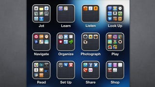 Organizing Apps organize your appsaction instead of category for a more