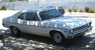 Illustration for article titled 1970 Chevrolet Nova