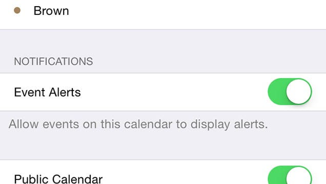10 Tricks to Make You an iOS Calendar Master