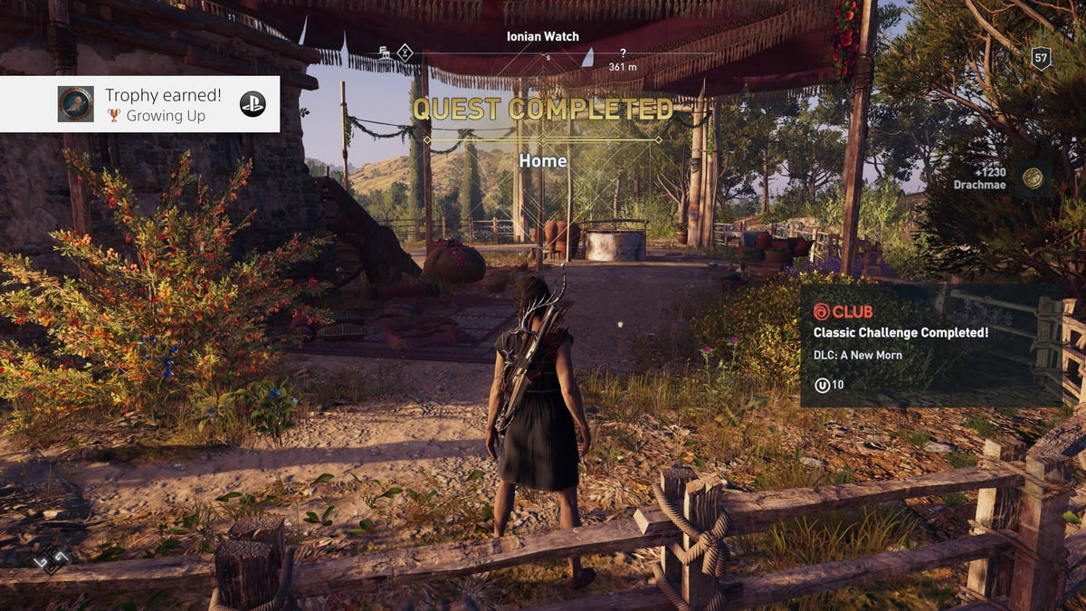 Ubisoft Renames Controversial Assassin's Creed Odyssey Trophy