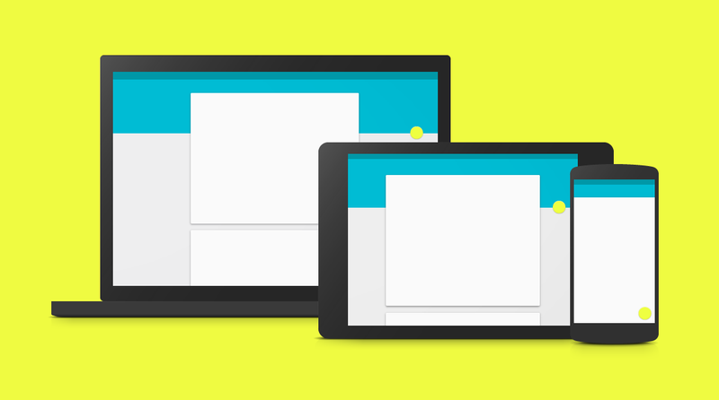 Illustration for article titled What Material Design Means For the Future of Android