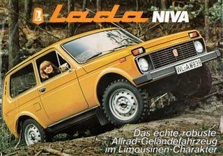 Illustration for article titled In Jordan, Lada Builds YOU!