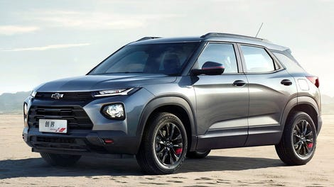 The 2021 Chevy Trailblazer Looks Decent But It S Not The Off