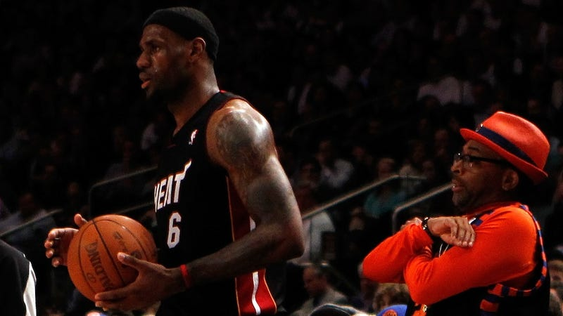 Illustration for article titled The New York Times Asks: Is This When LeBron Finally Beats The Knicks?