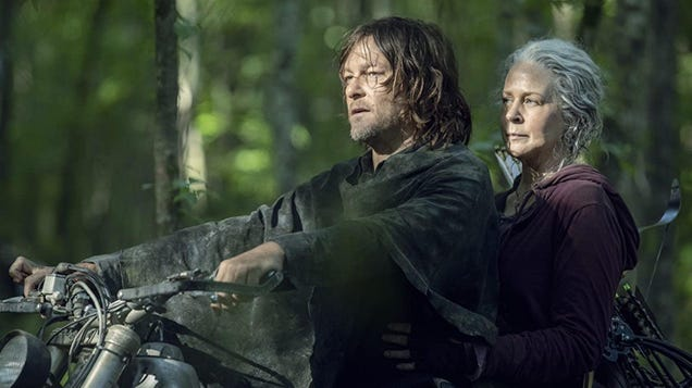 Carol and Daryl s Walking Dead Spin-off Will Be Different (Somehow)