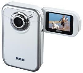 Illustration for article titled RCA Releases New Mini-Camcorders With Expandable Memory, Water Resistance
