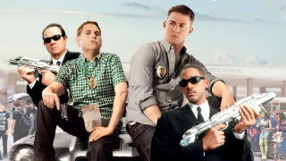 Illustration for article titled Emails Show Sony Planning a Jump Street/MIB Crossover Cause Why Not