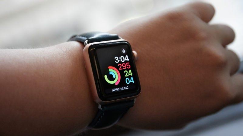 Photo Alex Cranz Gizmodo The Apple Watch