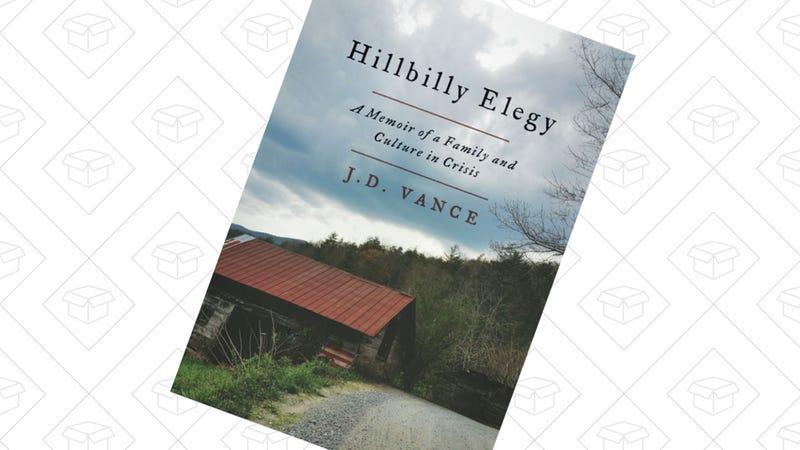 Hillbilly Elegy [Kindle], $5
