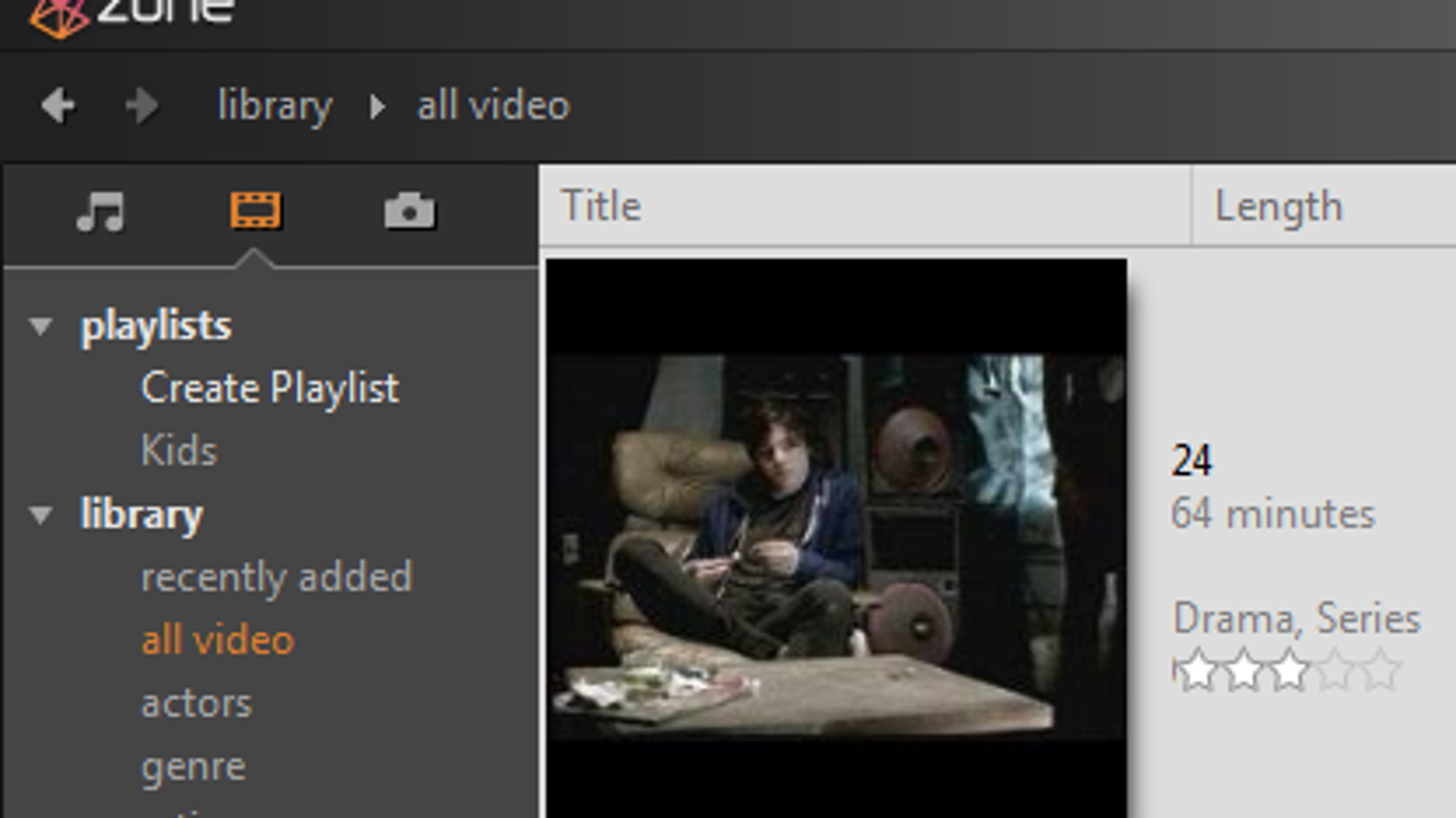 Hack the Zune software to support more audio/video formats