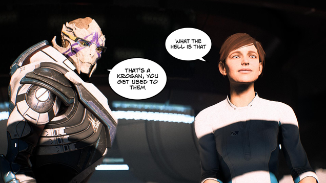 a beginner s guide to the world of mass effect