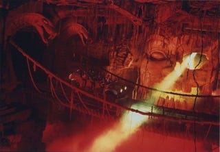 Illustration for article titled Indiana Jones' Disneyland ride becomes a digital diorama using Left 4 Dead