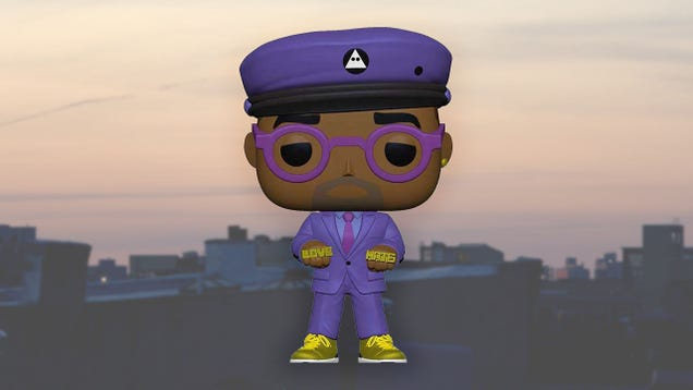 Where Brooklyn At? Spike Lee Gets His Own Funko Pop Figurine, Cementing His Creative Genius on the Culture