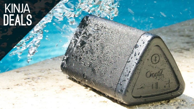 Illustration for article titled The Water-Resistant Oontz Angle Bluetooth Speaker is Down to $20