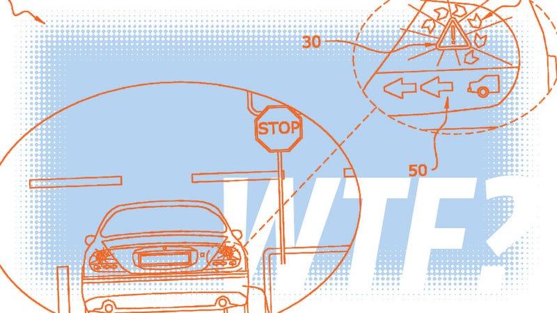 Illustration for article titled Is This The Worst Idea For A Turn Signal Design Ever?